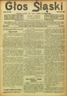 Głos Śląski, 1918, R. 16, nr 124
