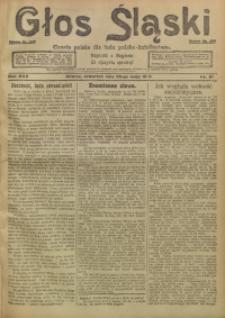 Głos Śląski, 1919, R. 17, nr 61