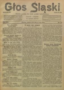 Głos Śląski, 1919, R. 17, nr 89