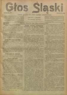Głos Śląski, 1919, R. 17, nr 115