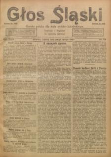 Głos Śląski, 1920, R. 18, nr 26