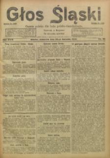 Głos Śląski, 1920, R. 18, nr 52