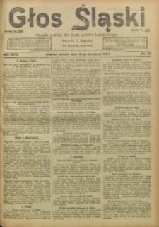Głos Śląski, 1920, R. 18, nr 111