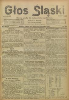 Głos Śląski, 1920, R. 18, nr 131