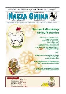 Nasza Gmina,2010, Nr 2(13) Marzec
