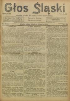 Głos Śląski, 1920, R. 18, nr 134