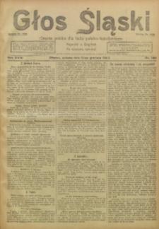 Głos Śląski, 1920, R. 18, nr 149