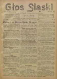 Głos Śląski, 1921, R. 19, nr 8