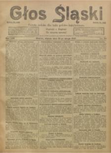 Głos Śląski, 1921, R. 19, nr 20