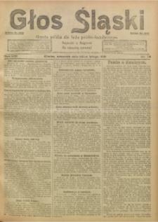 Głos Śląski, 1921, R. 19, nr 24