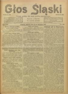 Głos Śląski, 1921, R. 19, nr 44