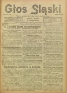 Głos Śląski, 1921, R. 19, nr 50