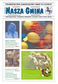 Nasza Gmina, 2011, Nr 2(22) Kwiecień-Maj