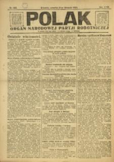 Polak, 1920, R. 17, nr 269