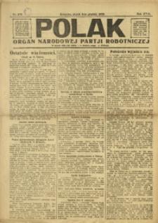 Polak, 1920, R. 17, nr 276