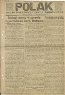Polak, 1921, R. 18, nr 22