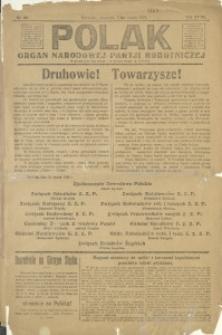 Polak, 1921, R. 18, nr 62