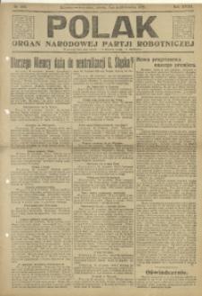 Polak, 1921, R. 18, nr 226