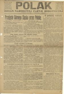 Polak, 1921, R. 18, nr 253