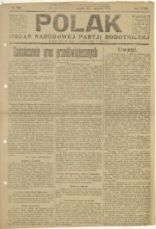 Polak, 1921, R. 18, nr 291