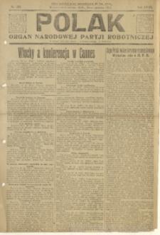 Polak, 1921, R. 18, nr 297