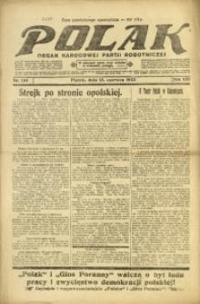 Polak, 1923, R. 22, nr 134