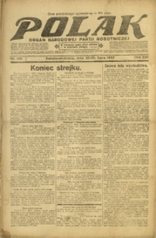 Polak, 1923, R. 22, nr 170