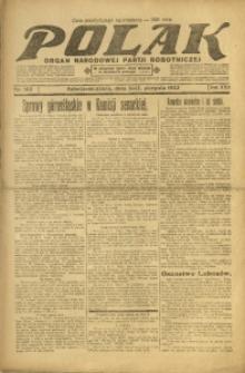 Polak, 1923, R. 22, nr 182