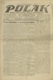 Polak, 1924, R. 23, nr 243