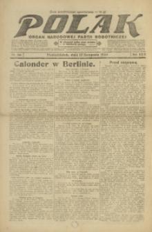 Polak, 1924, R. 23, nr 266