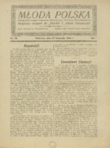 Młoda Polska, 1924, R. 1, nr 22