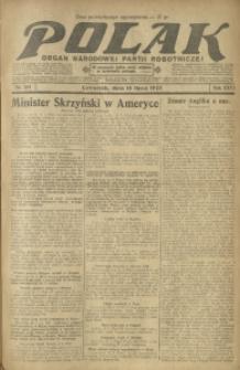 Polak, 1925, R. 24, nr 161
