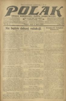 Polak, 1925, R. 24, nr 162