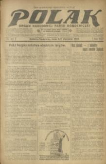 Polak, 1925, R. 24, nr 181