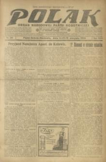 Polak, 1925, R. 24, nr 186