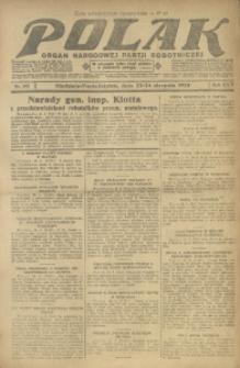 Polak, 1925, R. 24, nr 192