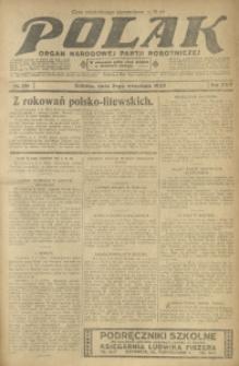 Polak, 1925, R. 24, nr 203