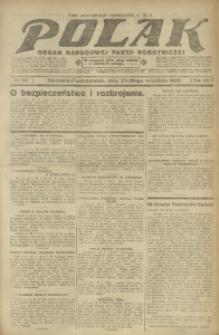 Polak, 1925, R. 24, nr 222
