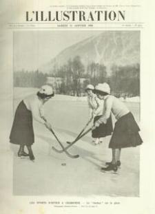 L'Illustration 1908, 66 Annee, nr 3385
