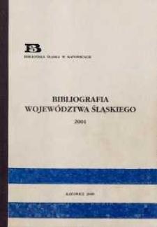 Bibliografia Województwa Śląskiego 2001