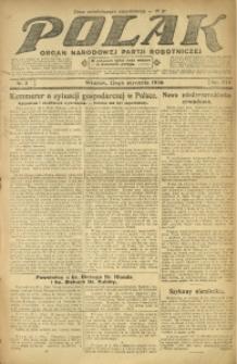 Polak, 1926, R. 25, nr 8