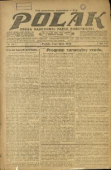 Polak, 1926, R. 25, nr 148