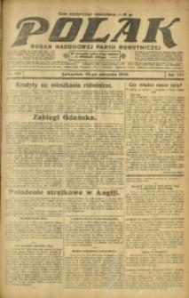 Polak, 1926, R. 25, nr 189