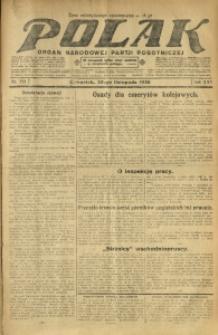 Polak, 1926, R. 25, nr 272
