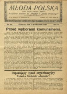 Młoda Polska, 1926, R. 4, nr 22