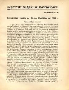 Szkolnictwo polskie na Śląsku Opolskim od 1929 r.