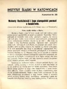 Walenty Roździeński i jego staropolski poemat o hutnictwie