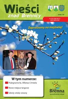 Wieści znad Brennicy, 2015, nr4 (81)