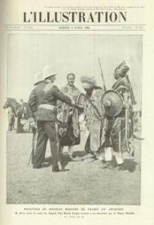 L'Illustration 1908, 66 Annee, nr 3397
