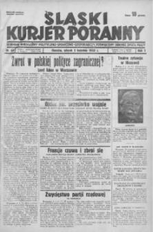 Śląski Kurjer Poranny, 1935, R. 1, nr 60